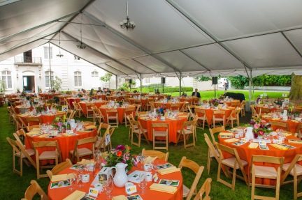The Bloedel Reserve Garden Party