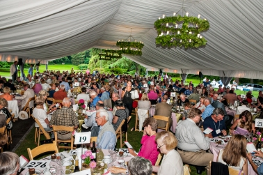 Bloedel Reserve Garden Party