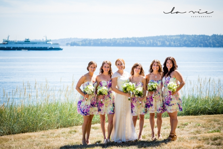 Rives and Bridal Party