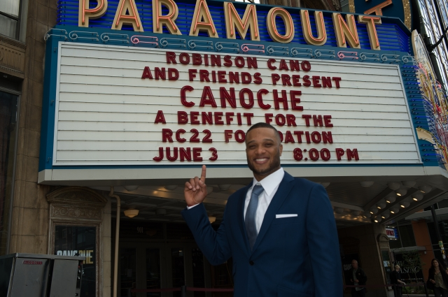 Canoche 2015, Paramount Theater