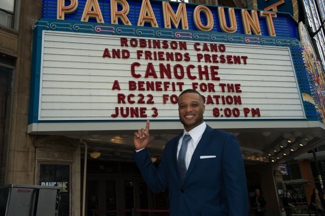 Canoche 2015, Paramount Theater