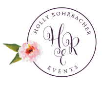 Holly Rohrbacher Events